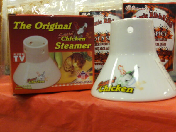 Sittn Chicken Steamer